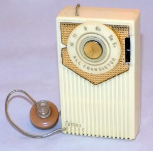 Good old days Transistor radio