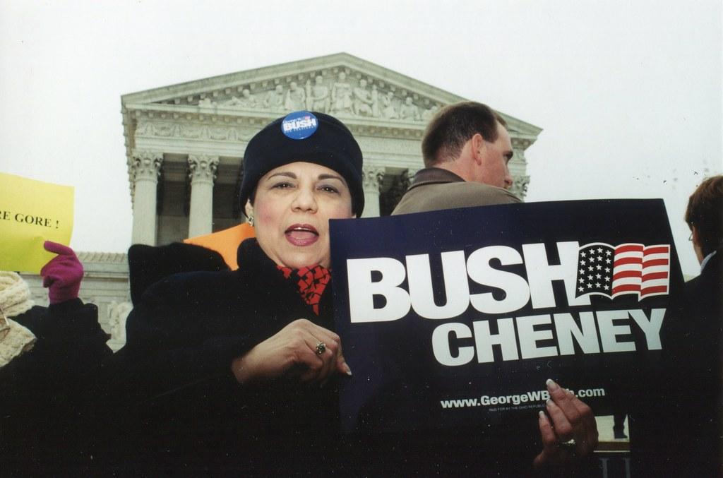 George Bush Supporter