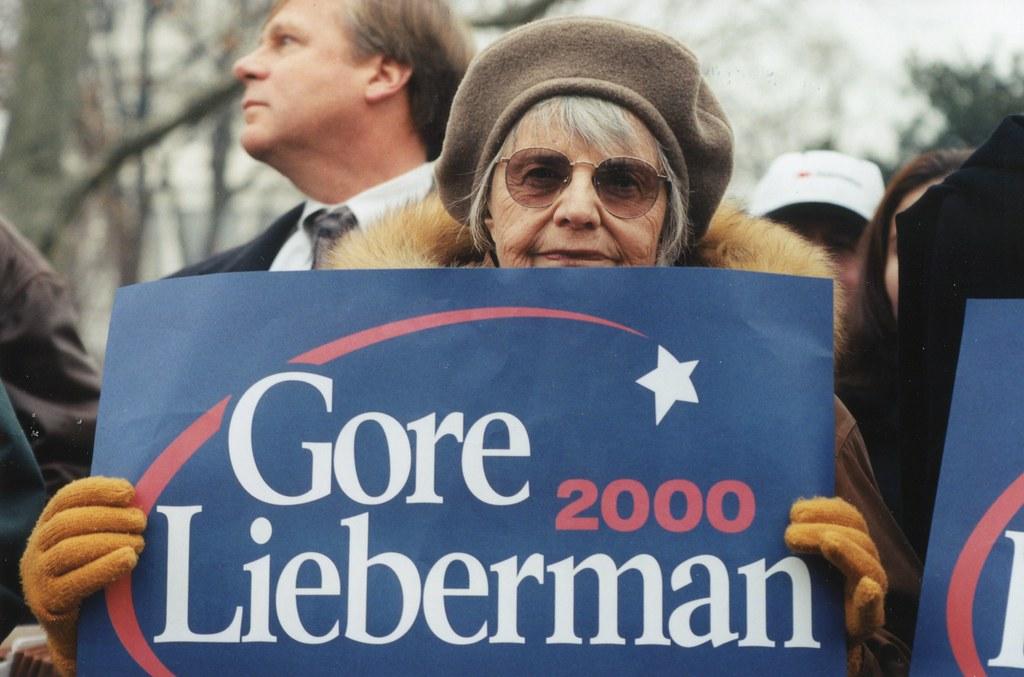 Al Gore supporter